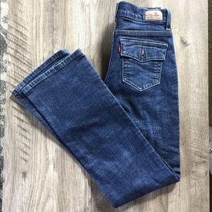 Levi's 512 Bootcut Jeans